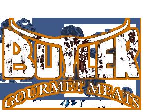 Butler Gourmet Meats Co. Logo